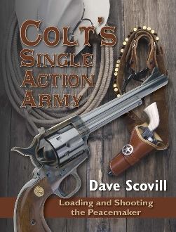 Colt's Single Action Army - Loading & Shooting the Peacemaker