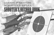 Shooter's Record Book and Target Pad by Randy Wright