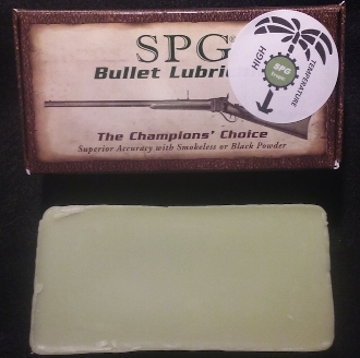 SPG Tropic Bullet Lubricant 1 pound