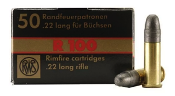R-100 The RWS R 100 is the preferred cartridge of internationally successful sport shooters.
